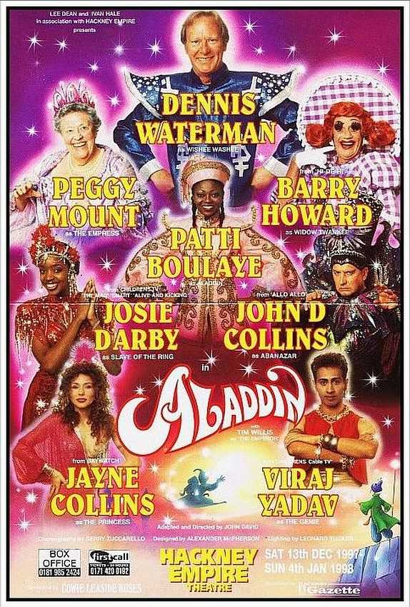 Remembering the Hackney Empire - part five - The Pantomime